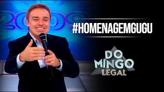 Homenagem para Gugu Liberato - Completo | Domingo Legal (24/11/19)