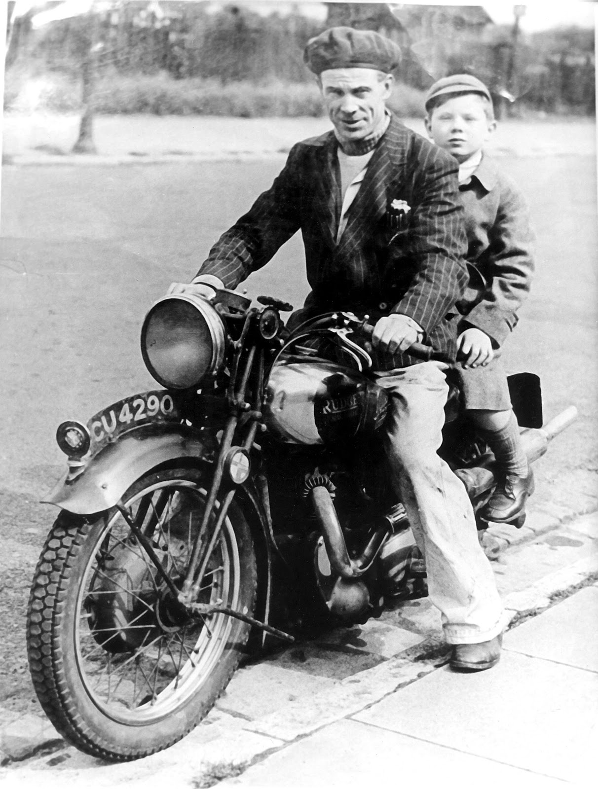 little boy on motorcycle - photo #25