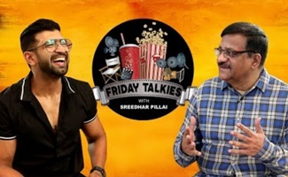 Not showing 8-pack in Mani Ratnam's film: Arun Vijay | Friday Talkies