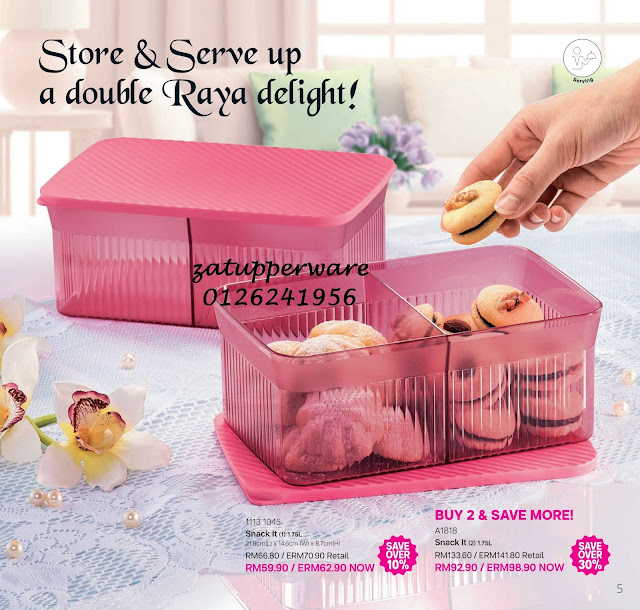 Tupperware Leaflet 1st - 30th June 2017
