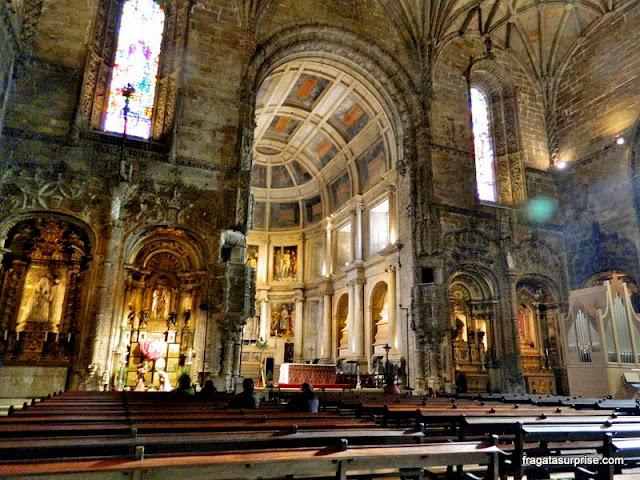 Igreja de Santa Maria do Mosteiro dos Jerónimos, Lisboa