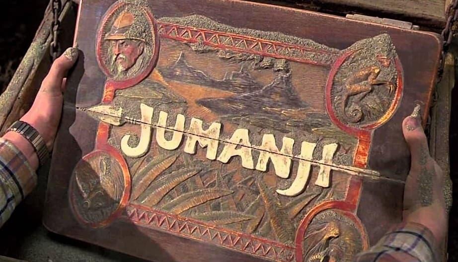 Джуманджи, Джуманджи 1995, Jumanji, Jumanji 1995, фэнтези, Fantasy, обзор, рецензия, Review