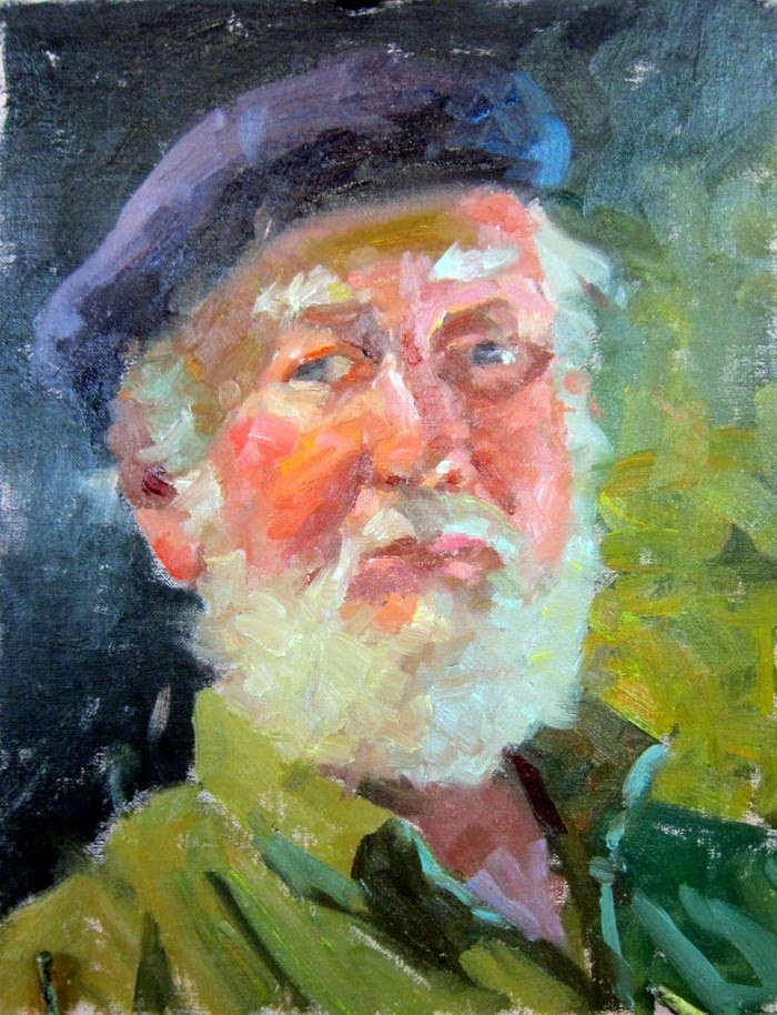 Любовь к жизни и искусству. Ned Mueller