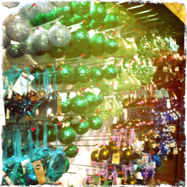 So Far So Chic: Liberty Christmas Shop