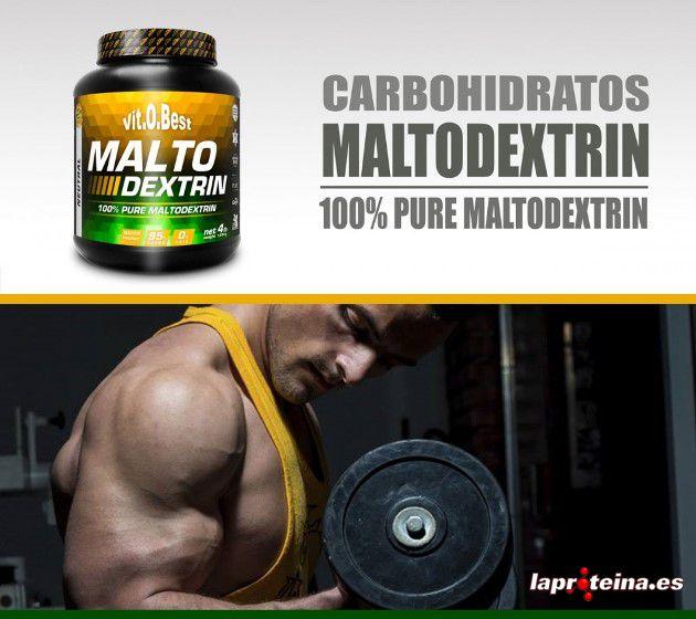 producción enzimática de diabetes maltodextrina