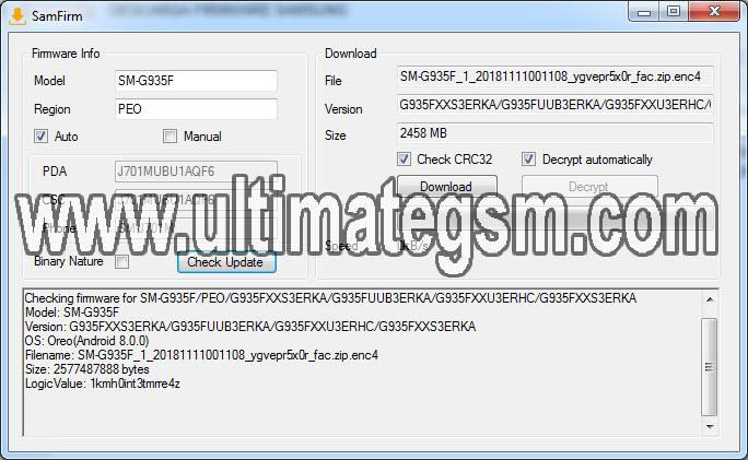 G935f Binary 4 Firmware