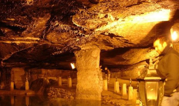Η «Σπηλιά του Ηρακλή» στις ακτές του ατλαντικού [Βίντεο]
