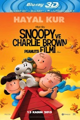 Snoopy ve Charlie Brown: Peanuts Filmi (2015) 3D Film indir