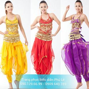 chuyên may bán, và cho thuê trang phục múa bụng, múa ấn độ, bell giá mềm tại thủ đức