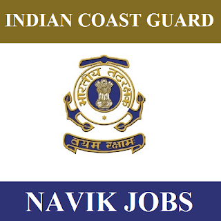 Indian Coast Guard, Navik, 10th, Force, freejobalert, Sarkari Naukri, Latest Jobs, indian coast guard logo