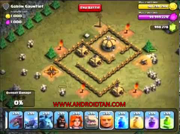 Download Game Coc Mod Apk Unlimited All Resources Full