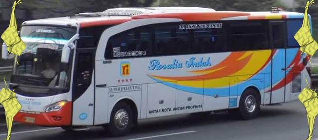 Harga Tiket Lebaran 2016 Bus Rosalia Indah