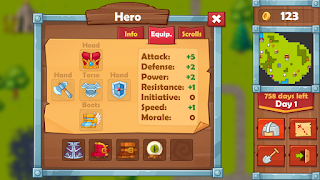 Heroes 2 The Undead King Terbaru Mod Apk v1.05 Full version