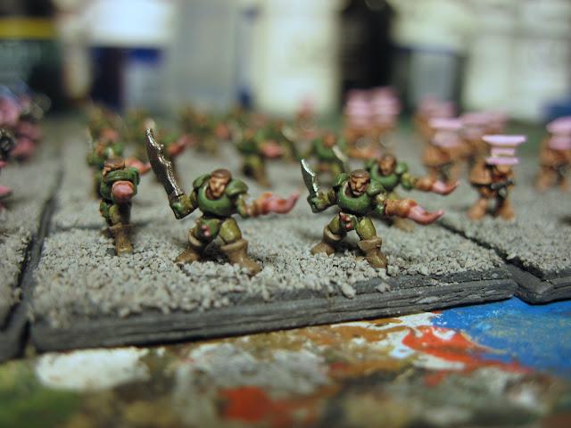 Emperor's Children Plague Marines