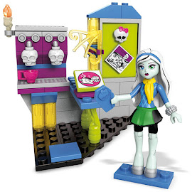 MH Fright Roast Cafe Frankie Stein Mega Blocks Figure