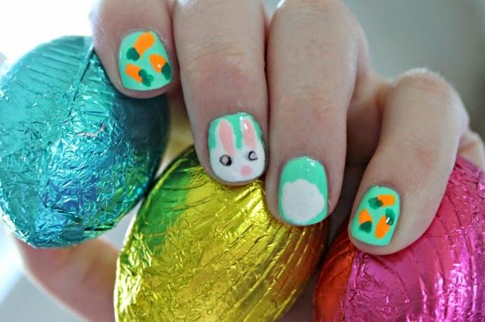 Easter Nail Art 2014