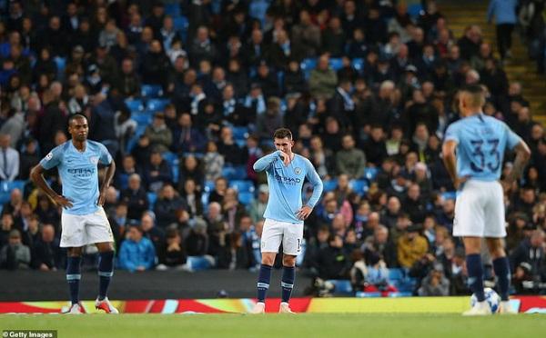 Đội tuyển Manchester City khắc phục trong mùa giải mới
