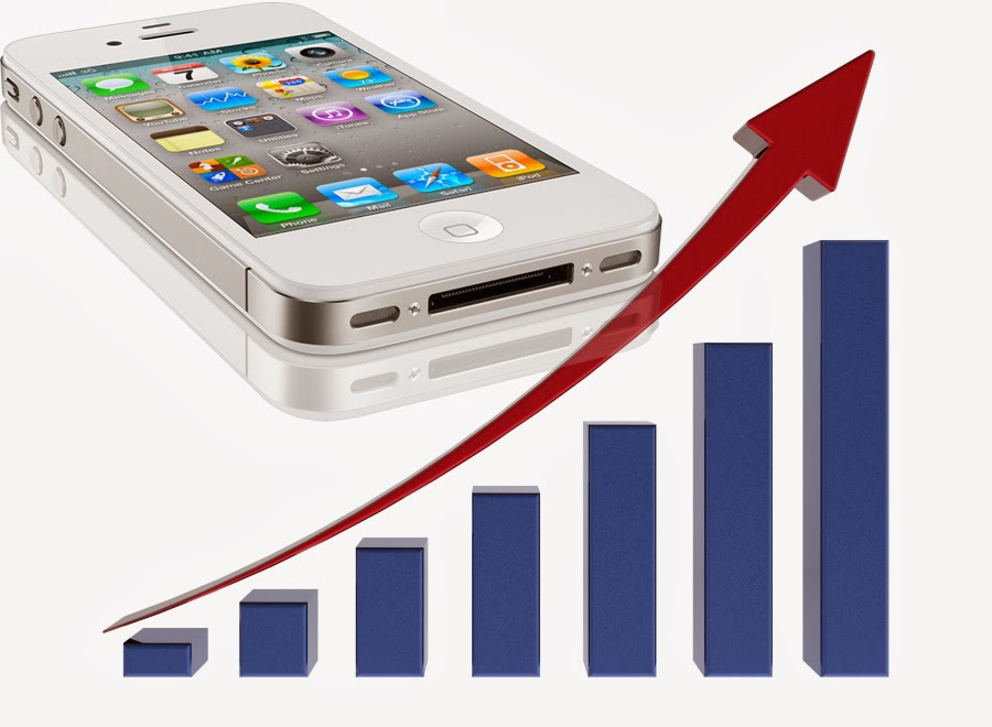 The arrival of the iPhone 5S and 5C late September closed the gap in sales and improved profits. The year 2014 promises to be still difficult to Tim Cook who must quickly find new sources of growth.