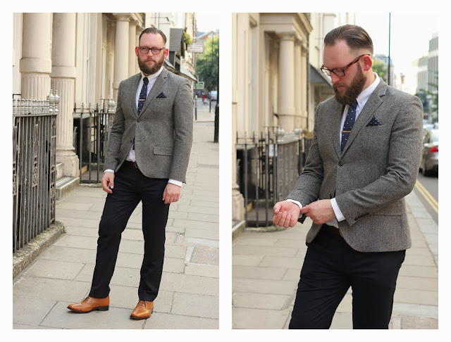 Mens wear London Look