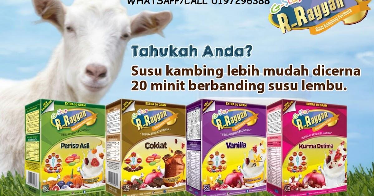 khasiat susu kambing untuk pria