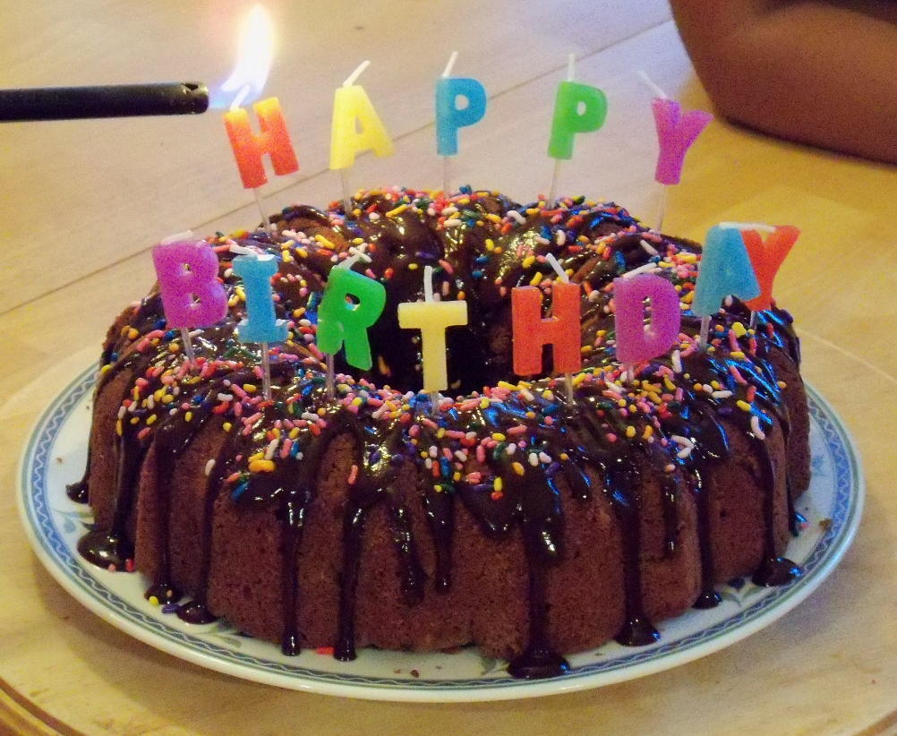 Triple Chocolate Bundt Cake Mothers Day Birthdays And The Script