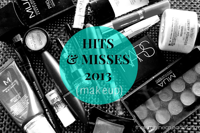 Hits and Misses of 2013 - Makeup