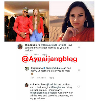 Between Ik Ogbonna and a Nigerian Man Who Wants to Get Married to His estranged wife.