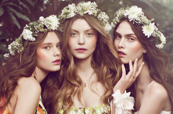 Bohemian Style Hair: Becky's Blog @ Westwood Hairdressing: What's HOT On Trend