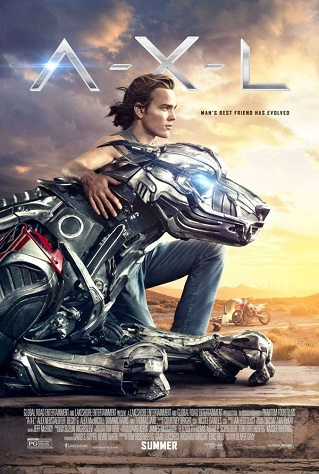 Chú Chó Robot - A-X-L - 2018
