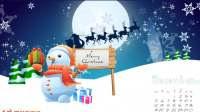 Sfondi di Natale e temi per Windows 10 per le feste natalizie