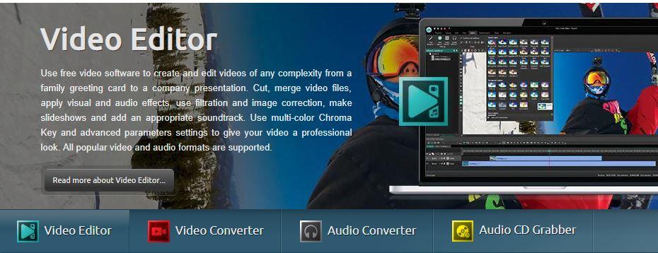 5 Powerful Free Video Editors - Encywiki