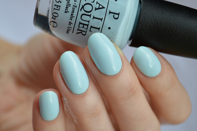 opi it's a boy swatch baby blue