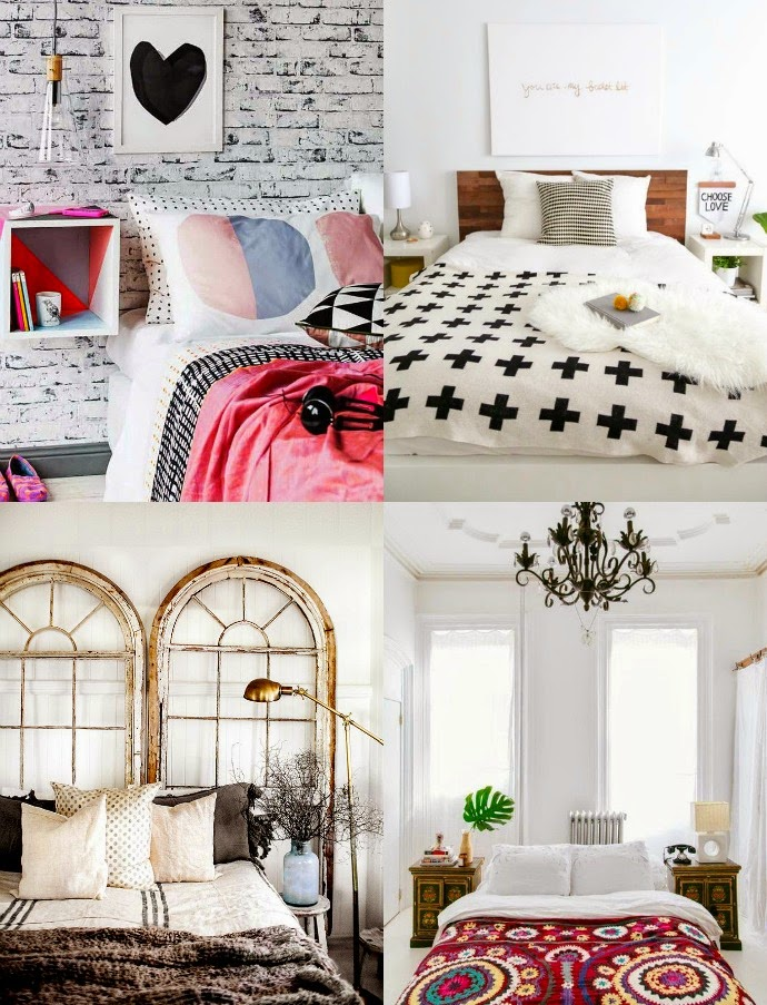 Bedroom Inspiration from Pinterest
