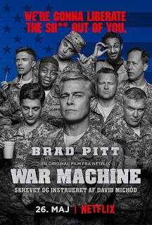 War Machine (2017) วอร์มะชีน (ซับไทย)