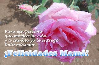 |Pensamientos del dia de la madre para dedicar