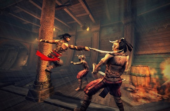 Prince of Persia: Warrior Within PC Game