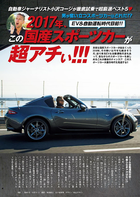 Sports Car Weekly Playboy 2017 No 6 Photos
