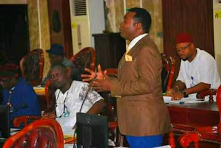 delta state house of assembly meeting