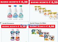 Logo Parmalat: stampa e risparmia con i nuovi coupon del mese