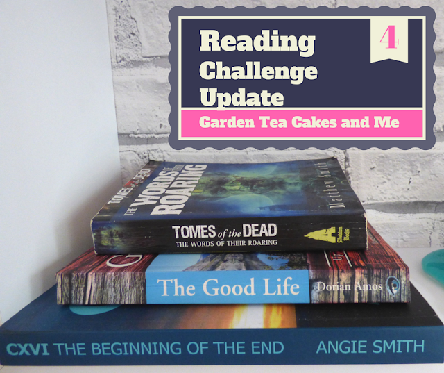 book review reading challenge Tomes of Dead The Good Life CXVI Beginning the End