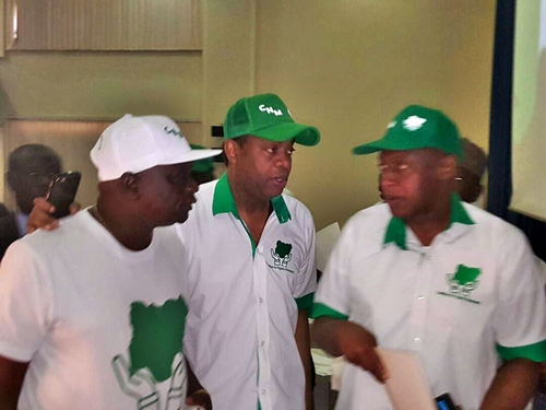 Breaking News: Obasanjo's Proposed Coalition For Nigeria Launches In Abuja As Ex-President Goes 'Missing'