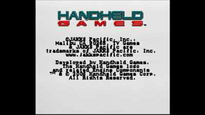 The Third Name In Opening Logos Is Less Prolific Developer Handheld Games And As You Can Guess From Such A Vague Getting Any Information