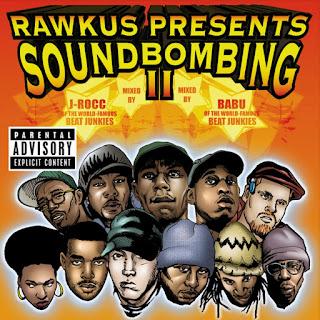 Various Artists - Rawkus Records Presents: Soundbombing II (1999)