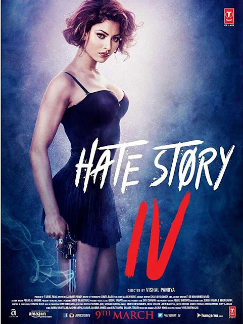 poster Hate Story IV 2018 Full Hindi Movie Download 300MB Free