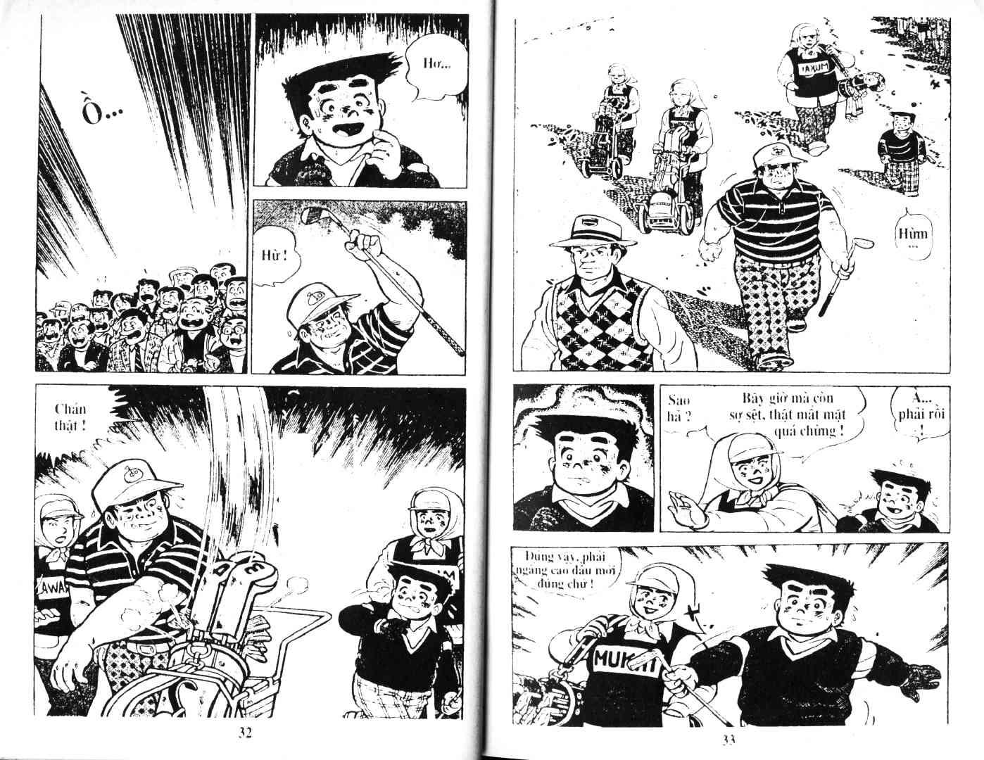 Ashita Tenki ni Naare chapter 40 trang 14