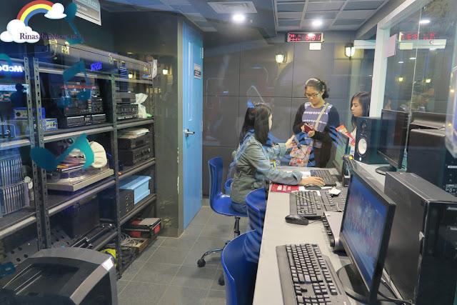 Kidzania Manila Music studio