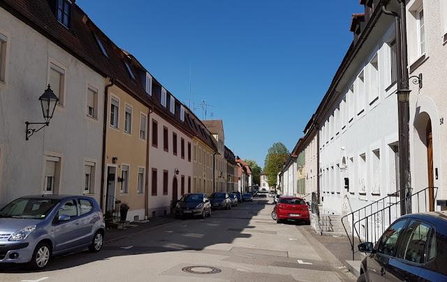 Ellingen - Neue Gasse