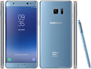 Gambar Samsung Galaxy Note Fan Edition