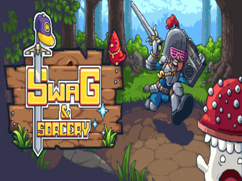 Download Swag and Sorcery Game PC Free on Windows 7,8,10