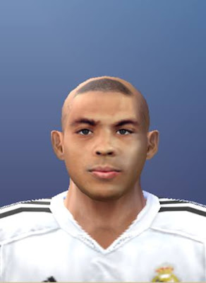 ultigamerz: PES 6 Ronaldo (Brazil) WC 2002 Face & hair